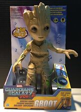 Electronic Dancing Groot Figure Marvel Guardians of the Galaxy Vol. 2 BABY GROOT
