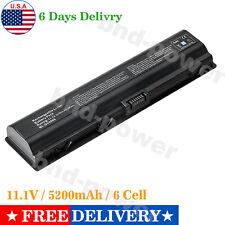 Laptop Battery for HP Pavillion DV2000 V3000 441425-001 DV6000 DV6700 HSTNN-DB32