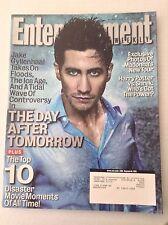 Entertainment Weekly Magazine Jake Gyllenhaal June 4, 2004 031917NONRH