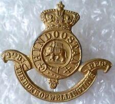 Badge- 2nd Battalion The Duke of Wellington's Regiment Badge Pre 1901 (100% ORG)