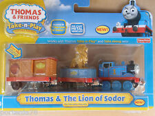 Thomas and Friends Take N Play THOMAS & THE LION OF SODOR