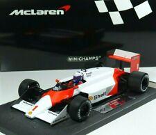 Alain Prost #1 McLaren TAG MP4/3 F1 Formel 1 GP 1987 – 1:18 Minichamps