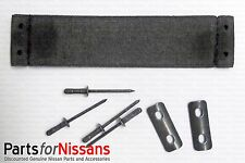 GENUINE NISSAN 2003-2008 350Z CONVERTIBLE TOP ELASTIC STRAP KIT NEW OEM