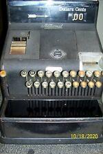 Vintage National Cigar Store Cash Register