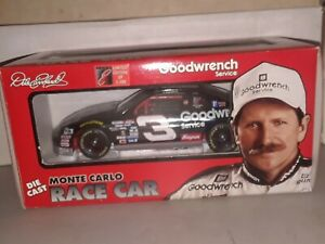 Dale Earnhardt #3 1995 Goodwrench Chevy Club E Brookfield 1:24 Diecast Rare
