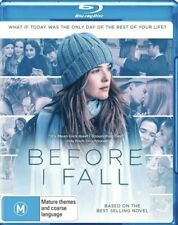 BEFORE I FALL Bluray DVD NEW