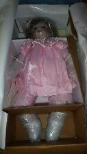 "NIB (Box Wear) Marie Osmond Toddler Baby Megan 24"" Porcelain Doll C42983"