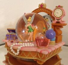 Disney Tinkerbell Snowglobe musical