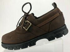 Polo Sport Ralph Lauren Duck Boots Brown Waterproof Buckle Trail Shoes Mens 9 B