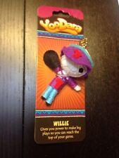 New - YooDara Good Luck Charm - Willie - Power Tribe!