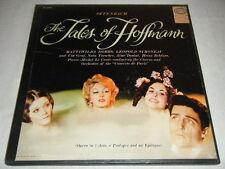 OFFENBACH Tales Of Hoffmann 3 LP Box DOBBS / SIMONEAU Epic SC-6028 EX VG++