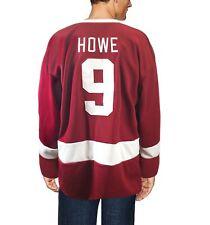 HOWE Ice Hockey JERSEY Ferris Bueller Day Off Costume Replica