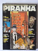 Piranha n° 2 * 01/1986 - Télérama-Gallimard * Tardi +