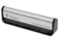 PRO-JECT BRUSH IT RECORD in Fibra di Carbonio Vinile Anti Statica Spazzola per pulizia GRATIS P&P