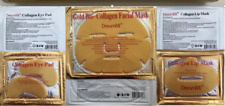 DreamMi 24k Gold Bio-collagen Facial Masks and Anti Wrinkles High Moisture Eye Pads