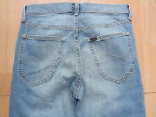 "LEE WOMENS JEANS W28"" L34"" SLIM  FIT (ORIGINAL) 169"