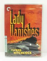 The Lady Vanishes Alfred Hitchcock 1938 2-Disc Criterion Collection New DVD