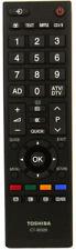 Genuine Remote Control Toshiba 50L2436DB 50 Inch Full HD 1080p LED TV