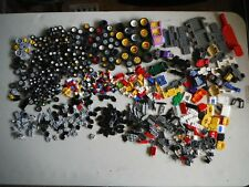 LEGO BULK LOT 4 LB+ VEHICLE CAR PIECES WHEELS MUD GUARDS CHASSIS TIRES ENGINES
