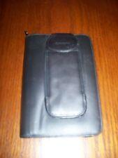 BLACK TABLET/PHONE ORGANIZER