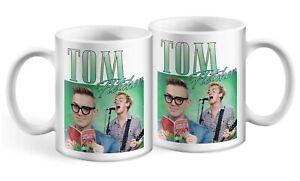 Tom Fletcher Appreciation Mug - Boyband, TV Celebrity