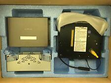 ALPINE F#1STATUS DVI-9990 AM/FM/DVD-SXM SAT readyAudio/Video Head Unit