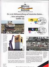 Messestandort Deutschland SST s.auchShop!