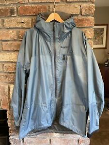 Simms Lightweight Fishing Jacket Coat Waterproof XL GREAT CONDITION