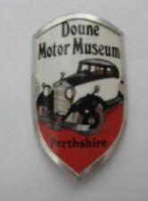 Walking Stick Badge/Support/STOCKNAGEL Doune MOTOR MUSEUM Perthshire