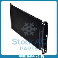 oe 1619609c93 a/c condenser for international/navistar 9300, 9370, 9600