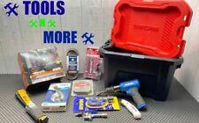 Craftsman Tool Tote W/ Chainsaw Chain, Utility Knife, Mechanic Hand Tool Set