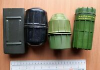 JNA YUGOSLAVIA ARMY LOT BOMB BOX military CASE hermetic chest M75 HAND GRENADE