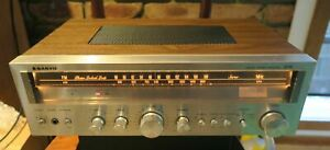 SANYO 2016  Tuner Amplifier - Made In Japan