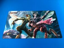 Custom Vendilion Clique Playmat GP Las Vegas - New MTG Magic the Gathering UK