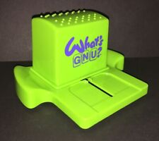 WHATS GNU? Word Game GNU'S Stand TILE DISPENSER 2004 Replacement Part Pieces