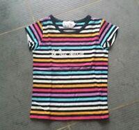 T-shirt fille Le Petit Marcel de LITTLE MARCEL taille 6/8 ans - Très bon état
