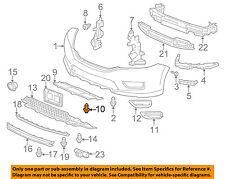 Acura HONDA OEM RLX Front Bumper-Impact Bar Reinforcement Rebar Bolt 90162TY2A00