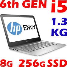 "HP ENVY 13-D004TU 13.3"" FHD Core i5-6200U 8GB 256GB-SSD Slim Ultrabook P4X78PA"