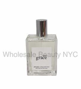 Philosophy Pure Grace Spray Fragrance - Eau de Toilette - 2oz/60ml  NEW, UNBOXED