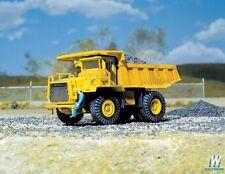 11000 Walthers SceneMaster Terex Heavy-duty Off-road Dump Truck -- Kit HO Scale