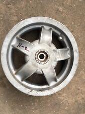 2009 Piaggio Zip 50 Rear Wheel And Tyre