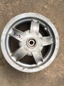 2009 Piaggio Zip 50 Rear Wheel