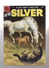 The Lone Ranger's Famous Horse Hi-Yo Silver #19 (Jul-Sep 1956, Dell)