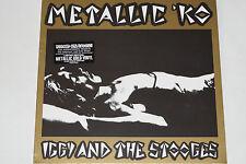 IGGY AND THE STOOGES -Metallic 'KO- LP Jungle Rec. Metallic Gold Vinyl  NEU, OVP