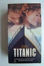 Titanic VHS Video Tape 1997