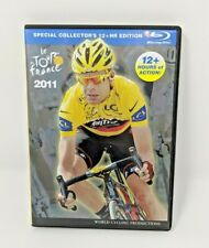 2011 Tour de France Special Collectors Edition Blu-ray World Cycling Productions