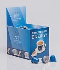 café avec Ginseng DOUCES 120 capsules pour appareils Nespresso