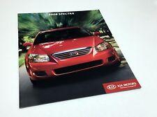2008 Kia Spectra Brochure