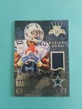 2015 GRIDIRON KINGS MASTER OF THE GAME JOSEPH RANDLE JERSEY #D 23/249