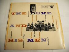 Duke Ellington And His Orchestra – The Duke And His Men EP 7''  Germany